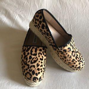 Steve Madden Espadrille Slip on Shoes